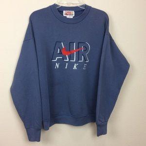 Vintage Men's Nike Air Sweatshirt